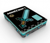 Minecraft Puszka prezentowa - Stephanie Milton | mała okładka
