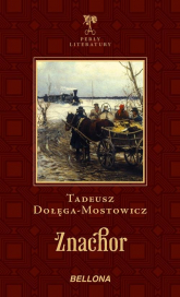 Znachor - Tadeusz Dołęga-Mostowicz   mała okładka