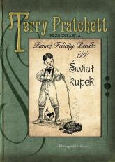 Świat kupek - Terry Pratchett | mała okładka