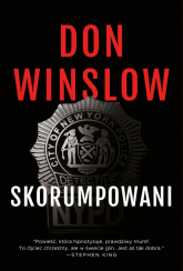 Skorumpowani - Don Winslow | mała okładka