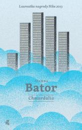 Chmurdalia - Joanna Bator | mała okładka