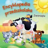 Encyklopedia przedszkolaka Zwierzęta - zbiorowe Opracowanie | mała okładka