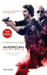 Amerykański zabójca - Vince Flynn | mała okładka