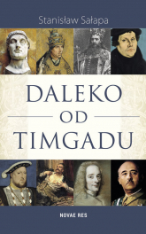 Daleko od Timgadu - Stanisław Sałapa | mała okładka