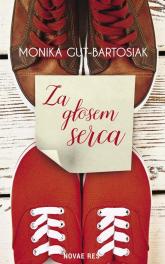 Za głosem serca - Monika Gut-Bartosiak | mała okładka