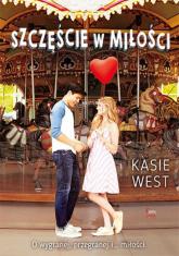 Szczęście w miłości - Kasie West | mała okładka