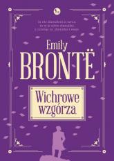 Wichrowe Wzgórza - Emily Brontë   mała okładka
