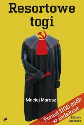Resortowe Togi - Maciej Marosz | mała okładka