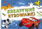 Disney Filmy Kreatywne rysowanki NSD-1 -  | mała okładka