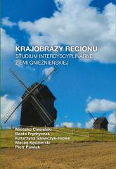 Krajobrazy regionu Studium interdyscyplinarne ziemi gnieźnieńskiej -  | mała okładka