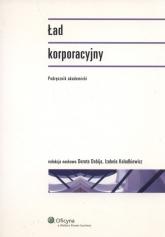 Ład korporacyjny Podręcznik akademicki -  | mała okładka