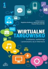 Wirtualne targowisko O reklamie marketingu i promowaniu się w Internecie, tom 1 -  | mała okładka