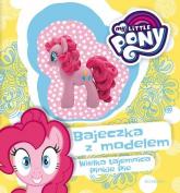 My Little Pony Wielka tajemnica Pinkie Pie -    mała okładka