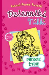 Dzienniki Nikki Pieskie życie - Russell Rachel Renee | mała okładka