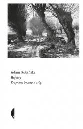 Hajstry Krajobraz bocznych dróg - Adam Robiński | mała okładka