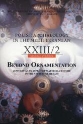 Polish Archaeology in the Mediterranean 23.2 -  | mała okładka