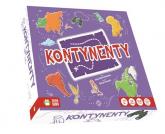 Podstawa to zabawa Kontynenty - Katarzyna Szumska | mała okładka