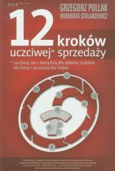 12 kroków uczciwej sprzedaży - Pollak Grzegorz, Stolarzewicz Honorata | mała okładka