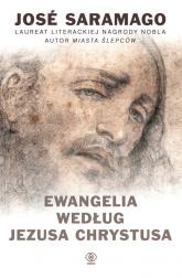 Ewangelia według Jezusa Chrystusa - Jose Saramago | mała okładka
