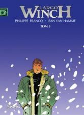 Largo Winch Tom 5 wydanie zbiorcze - Francq Philippe, Van Hamme Jean | mała okładka
