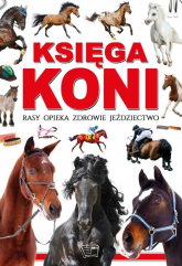 Księga koni - Joanna Werner | mała okładka