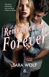 Remember me Forever - Sara Wolf   mała okładka
