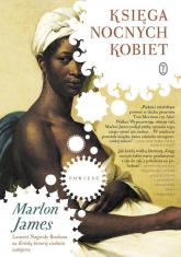 Księga nocnych kobiet - Marlon James | mała okładka