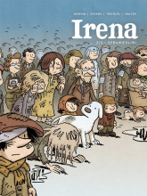 Irena 2/3 Sprawiedliwi - Morvan Jean-David, Trefouel Severine   mała okładka