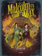 Malcolm Max Tom 3 Zmrok - zbiorowa Praca | mała okładka