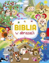 Biblia w obrazach - Laureen Bouyssou | mała okładka