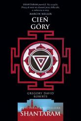 Cień góry - Roberts Gregory David | mała okładka