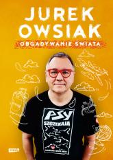 Obgadywanie świata - Jerzy Owsiak | mała okładka