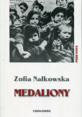 Medaliony - Zofia Nałkowska   mała okładka