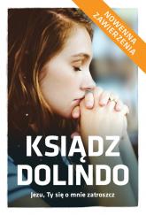 Ksiądz Dolindo Jezu, Ty się o mnie zatroszcz Nowenna i zawierzenia - Beata Legutko, Marta Wielek | mała okładka