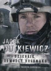 Dziennik dowódcy rosomaka - Jacek Dutkiewicz   mała okładka