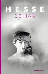 Demian - Hermann Hesse | mała okładka