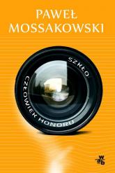Szkło Człowiek honoru - Paweł Mossakowski | mała okładka