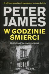 W godzinie śmierci Zemsta najlepiej smakuje na zimno - Peter James | mała okładka