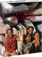 Tryptyk wschodni Tybet, Mongolia, Chiny - Elżbieta Sęczkowska | mała okładka