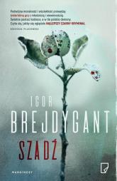 Szadź - Igor Brejdygant | mała okładka