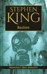 Bastion - Stephen King | mała okładka