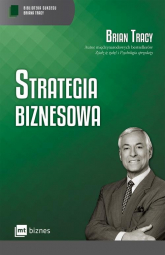 Strategia biznesowa - Brian Tracy | mała okładka