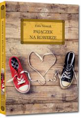 Pajączek na rowerze - Ewa Nowak | mała okładka