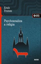 Psychoanaliza a religia - Erich Fromm | mała okładka