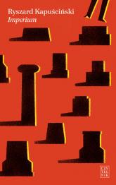 Imperium - Ryszard Kapuściński | mała okładka