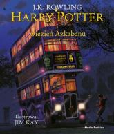 Harry Potter i więzień Azkabanu ilustrowany - Rowling Joanne K. | mała okładka