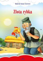 Złota rybka - Grimm Jacob, Grimm  Wilhelm   mała okładka