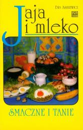 Jaja i mleko - Ewa Aszkiewicz | mała okładka