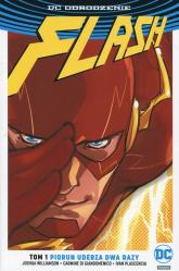 Flash Tom 1 Piorun uderza dwa razy - Williamson Joshua, Giandomenico Di Carmine, P | mała okładka
