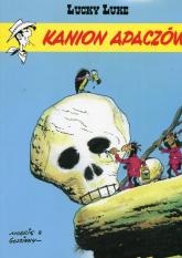 Lucky Luke Kanion Apaczów Tom 37 - Rene Goscinny | mała okładka